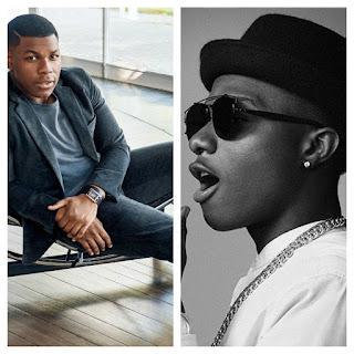Why I featured Wizkid's song 'Daddy yo' in PACIFIC RIM movie - John Boyega