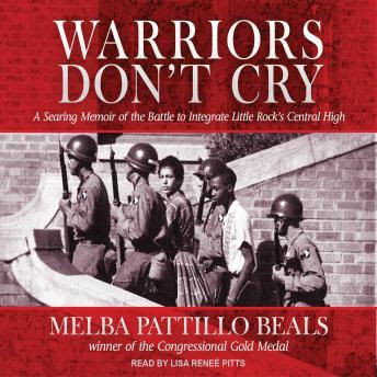 melba patillo beals warriors don't cry Warriors don1t cry by melba pattillo beals is a wonderful novel it1s a true story about the struggle of nine black students who integrated an all white high school all nine students were physically and mentally abused at central high school from the white students.