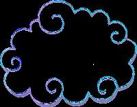 Nuvem - Criação Blog PNG-Free