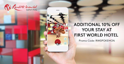 Genting Malaysia First World Hotel Discount Promo Code