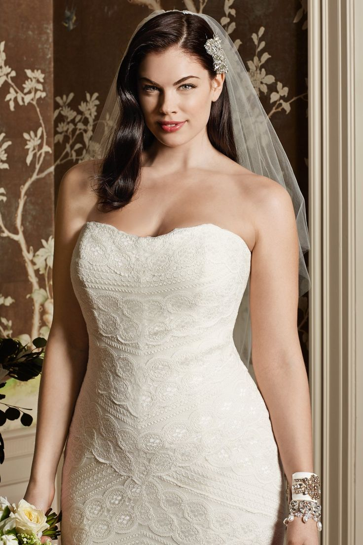 Wedding Dress Styles For Figures Gallery