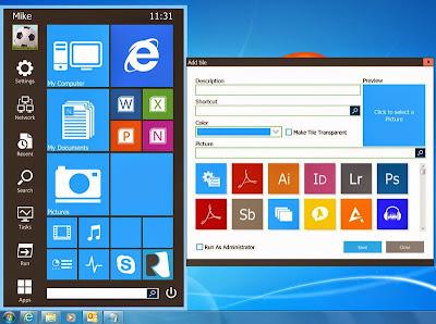 إضافة قائمة إبدأ ويندوز 10 سطح المكتب الإفتراضي الانتقال بين النوافذ إلى ويندوز 7 أو ويندوز 8.1