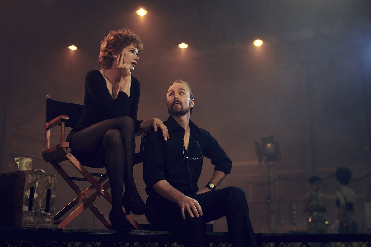 FOSSE/VERDON - Sam Rockwell y Michelle Williams
