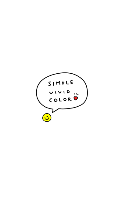 simple smile and vivid icon theme