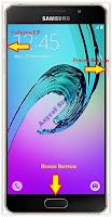 Hard Reset Samsung Galaxy A5 2016
