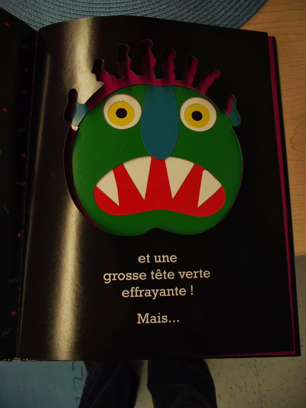 Va T En Grand Monstre Vert : grand, monstre, Maternelle, Francesca:, Va-t'en, Grand, Monstre, Vert!