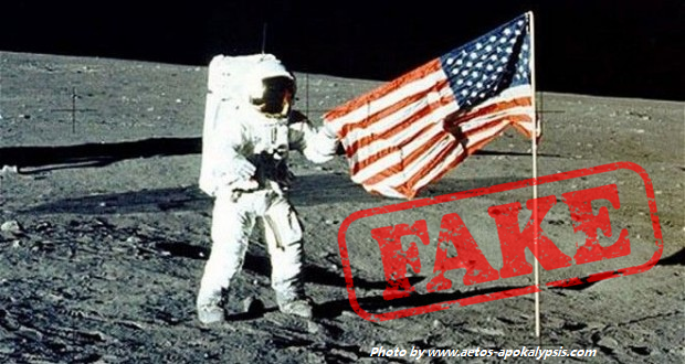 Ο λόγος που δεν ξανα πήγαν στην Σελήνη και γύρισαν τα πλάνα σε studio