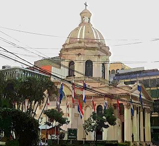 Pantéon de los Héroes, Asuncion, Paraguai