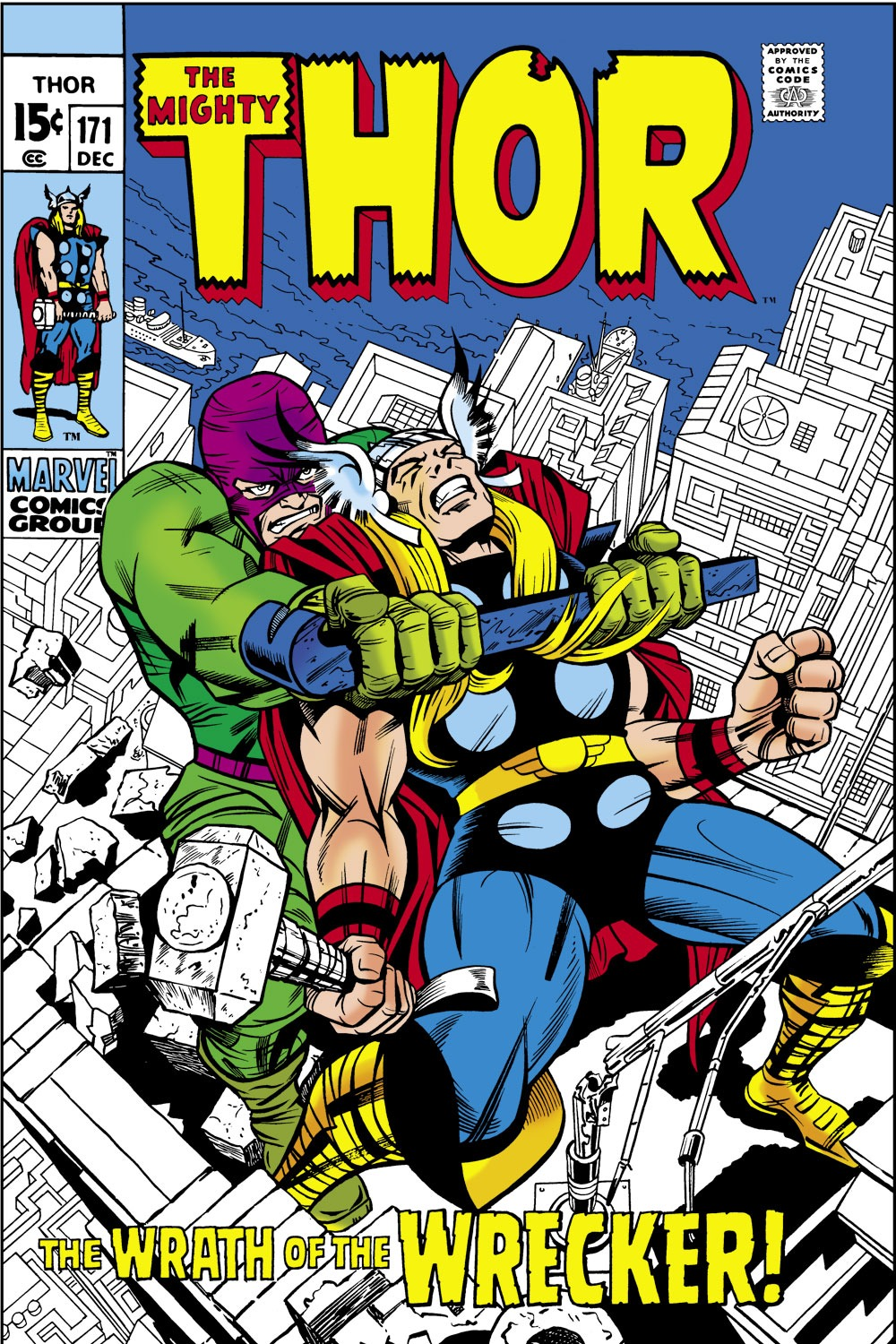 Thor (1966) 171 Page 1