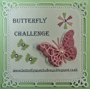 Mrs A's Butterfly Challenge