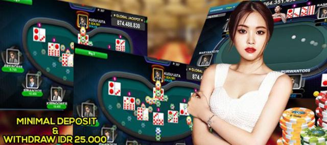 Situs Poker Online Uang Asli Terbaru 2018