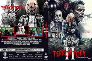 Terrortory 2 - Cover DVD