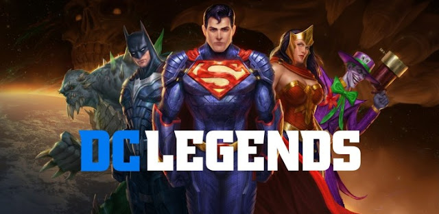 DC Legends v1.8.3 APK Download