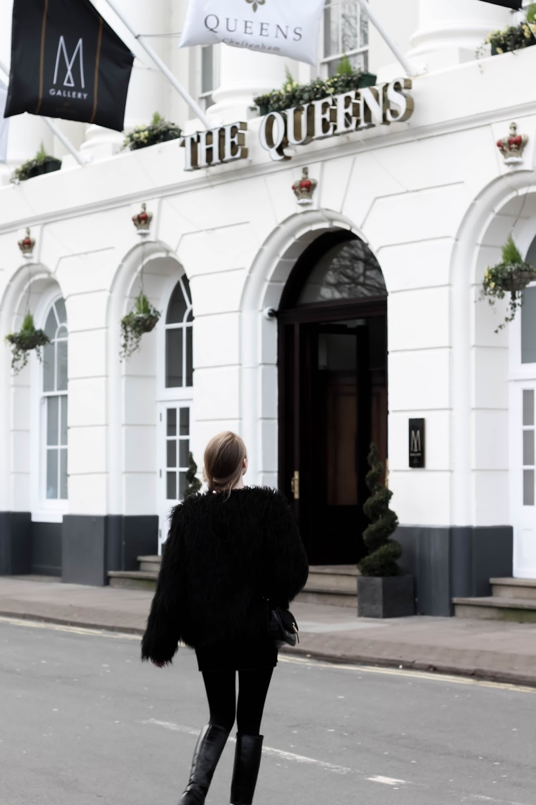 The Queen's Hotel Cheltenham Travel Blog Guide