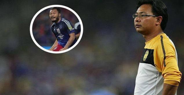 Ong Kim Swee Dedahkan Sebab Sebenar Senaraikan Safee Sali Untuk Beraksi Di AFF Suzuki 2016 Walaupun Beraksi Hambar Dalam Liga Malaysia