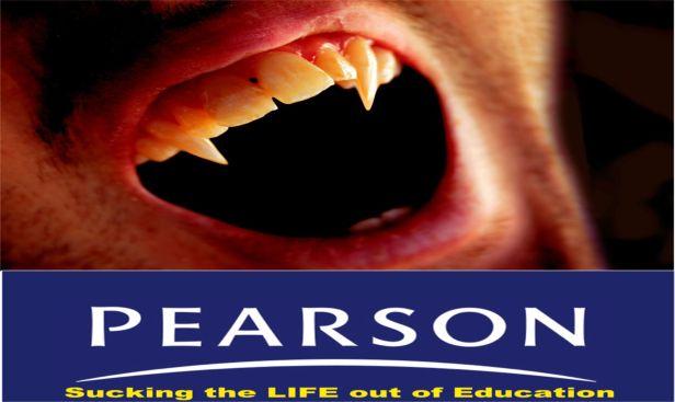 Big Education Ape: CURMUDGUCATION: Pearson & Irony Overload
