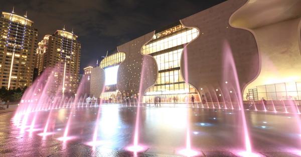 台中國家歌劇院,世界第九大新地標,世界最難蓋建築,伊東豐雄