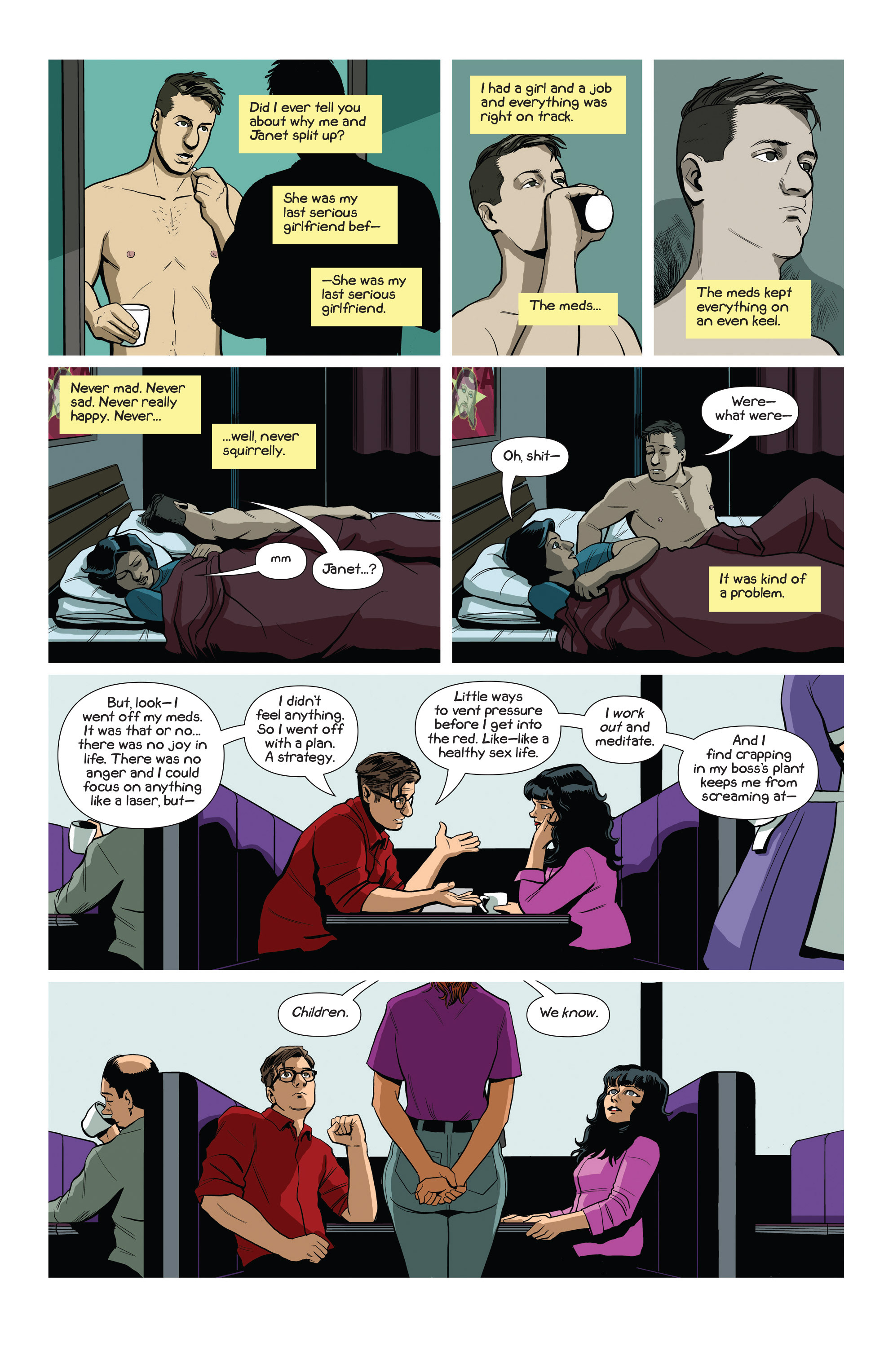 Read online Sex Criminals comic -  Issue #5 - 12