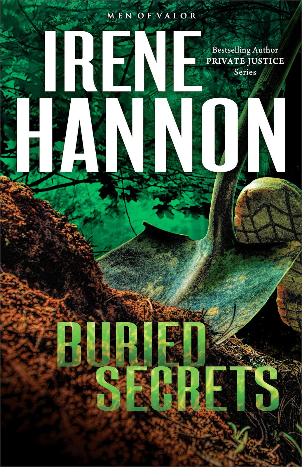 Spring Reads: Buried Secrets