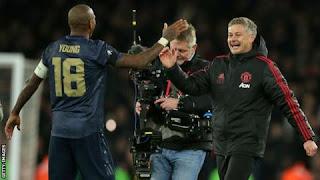 Man Utd aiming for trophies - Solskjaer