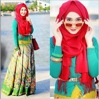 Tips Cantik Kombinasi Warna Baju3