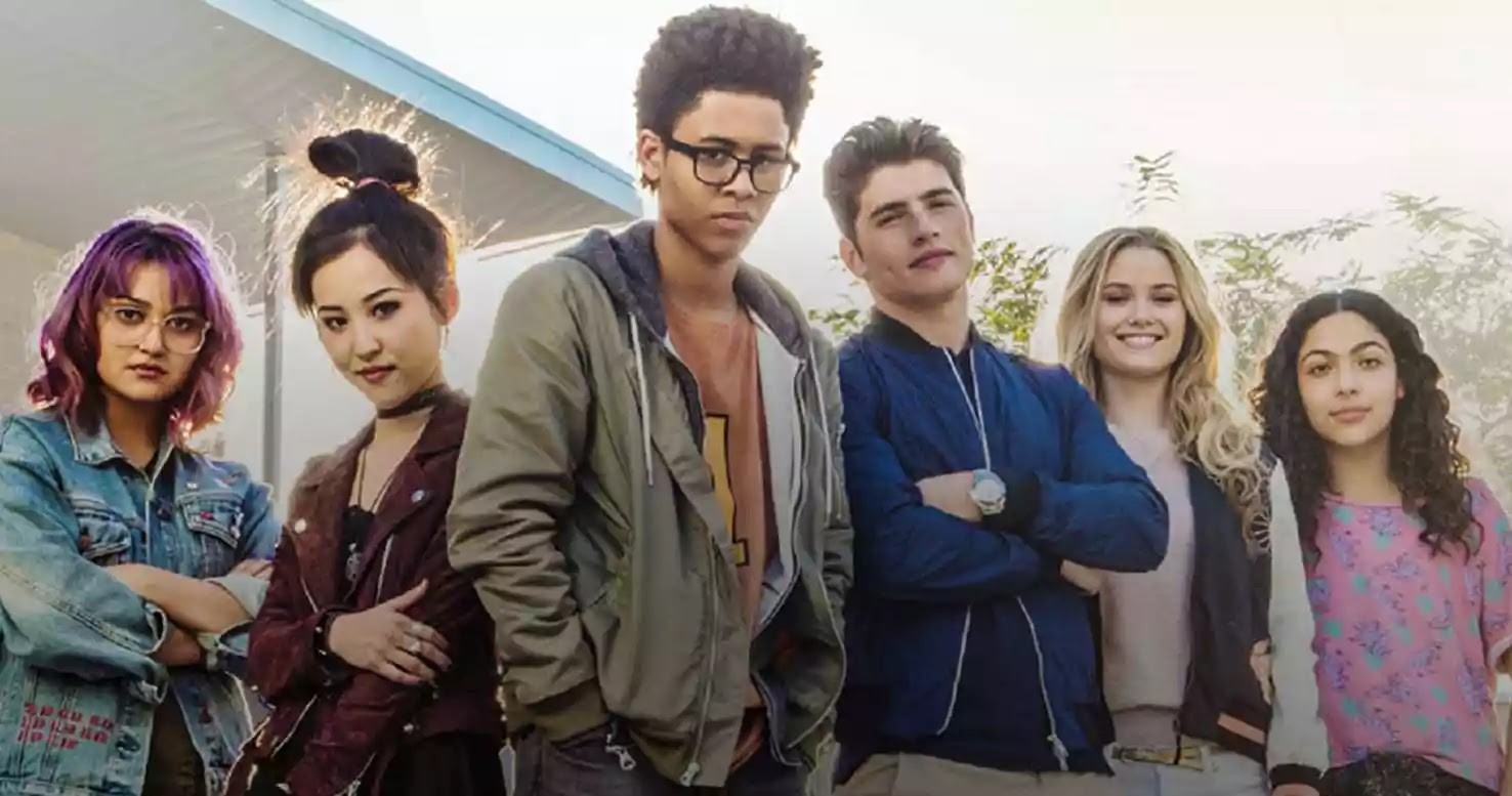 Marvel's Runaways TV Show's First Trailer Revealed.