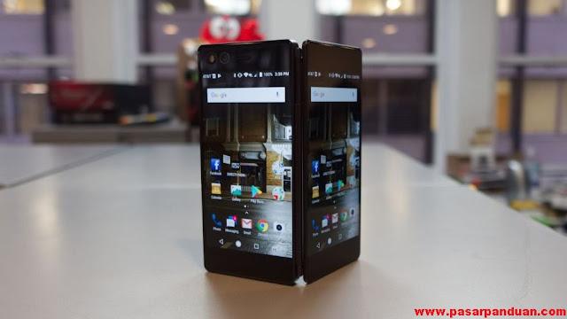 Samsung Hadirkan Revolusi Desain Smartphone Dengan Hadirnya Ponsel Dual Display!!