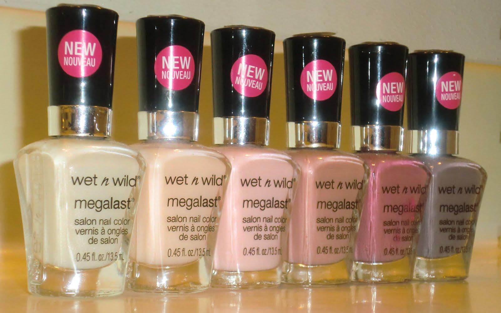 wet and wild nail polish uk dating