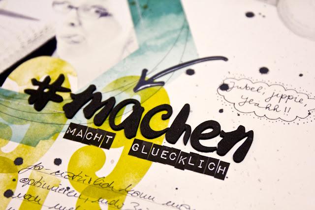 Patterned Paper aus Deutschland