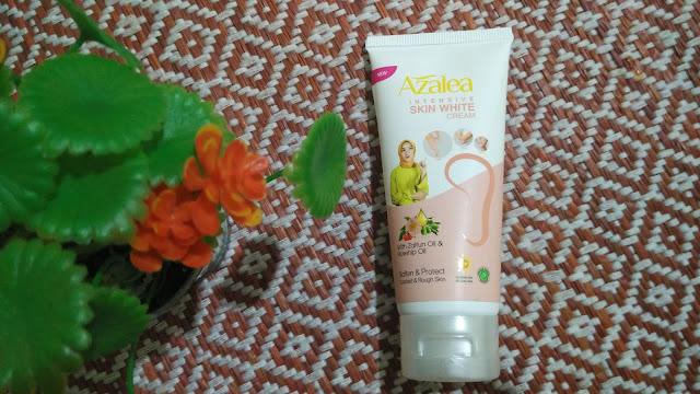 Atasi Masalah Kulit Kaki Dengan Azalea Intensive Skin White Cream dan Azalea Intensive Skin White Hydrogel