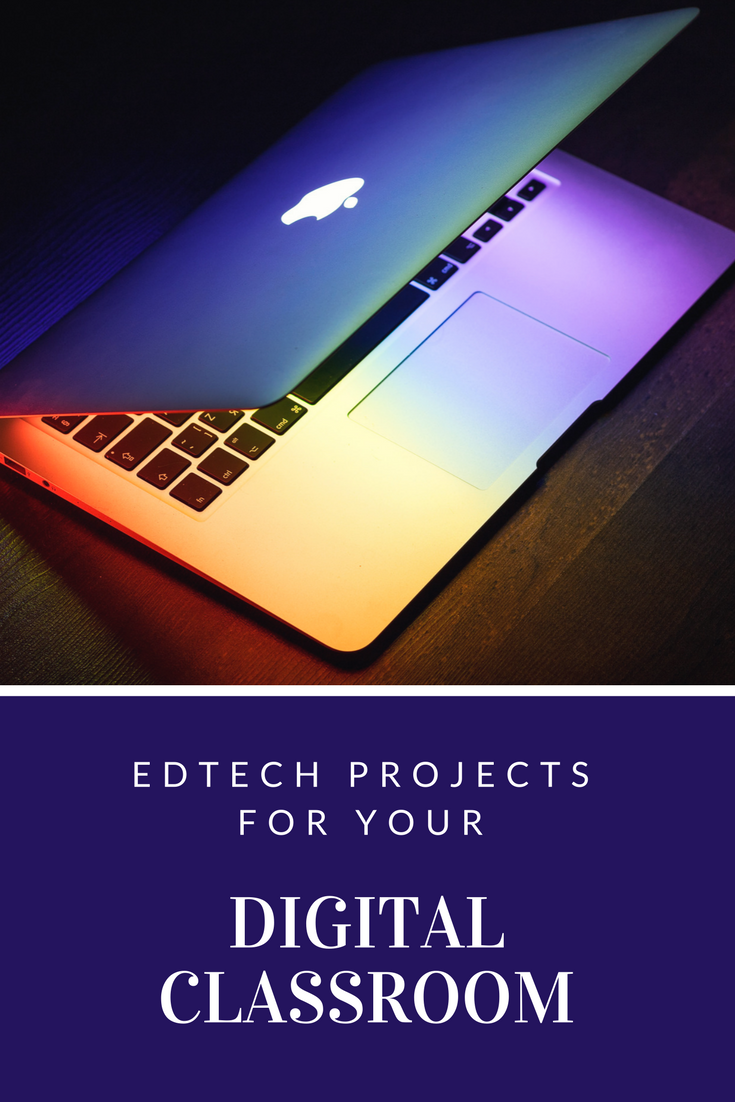 Dishes, Laundry, and Love: EdTech Projects for Your Digital Classroom