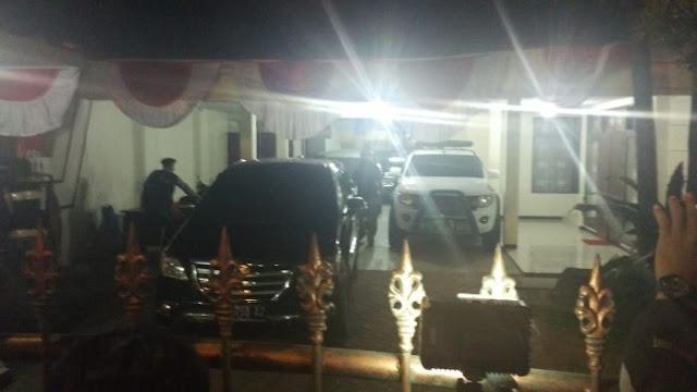 KPK Geledah Rumah Dinas Ketua DPRD Kota Malang
