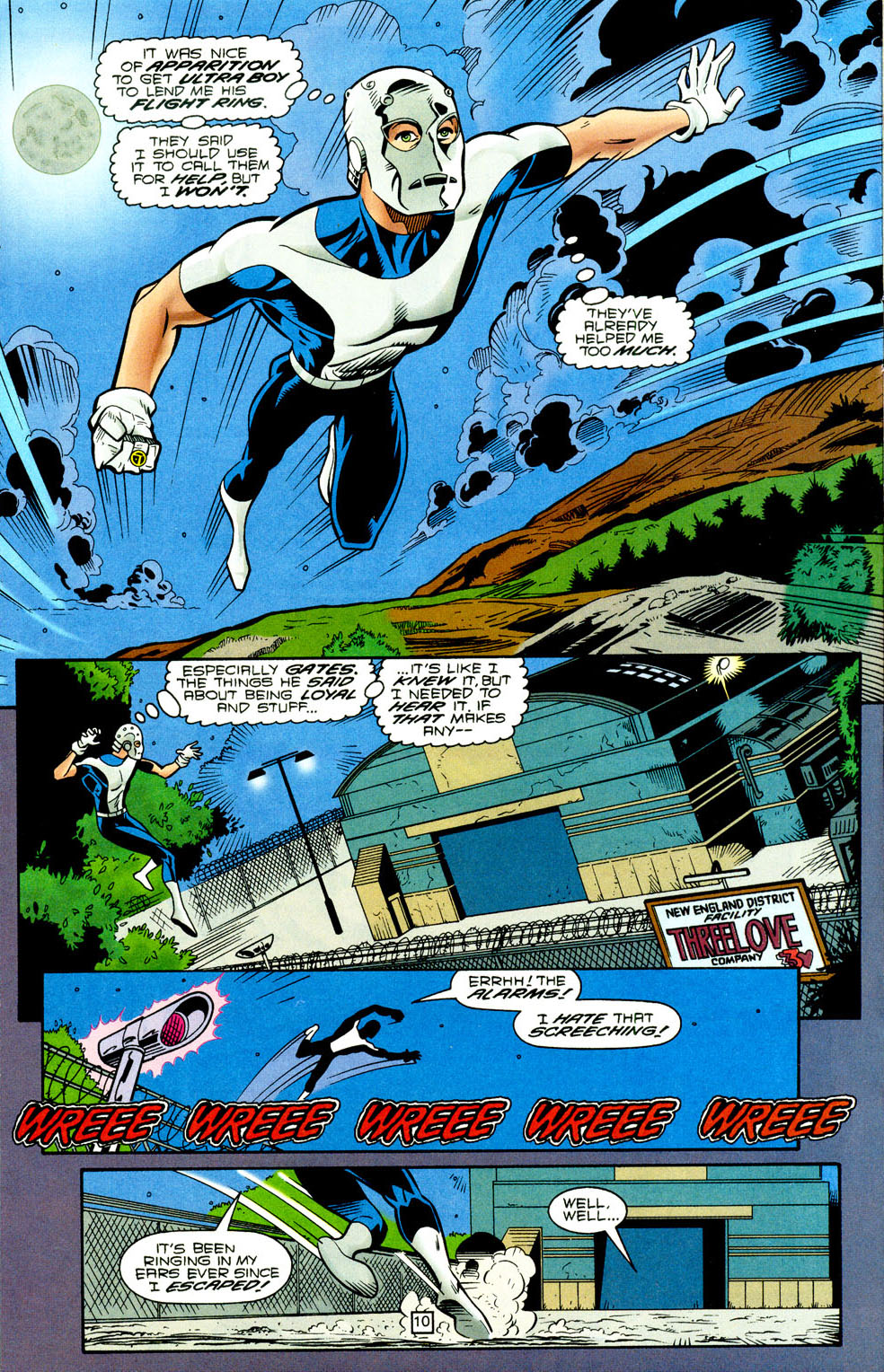 Legion of Super-Heroes (1989) 93 Page 9