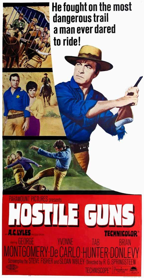 Poster do filme Gatilhos do Ódio