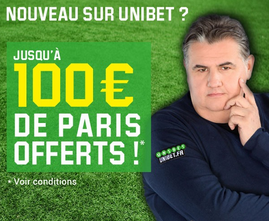 UNIBET INSCRIPTION CODE PROMO NETBET BONUS