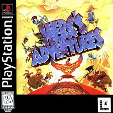 Hercs Adventures - PS1 - ISOs Download