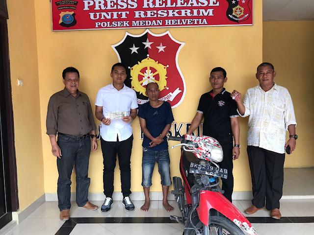 Mencuri di Jalan Seroja, Fahmi Terancam 5 Tahun Penjara