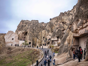 Goreme Open Air Museum - Umroh Plus Turki April 2015
