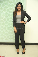 Actress Eesha Looks gorgeous in Blazer and T Shirt at Ami Tumi success meet ~  Exclusive 199.JPG