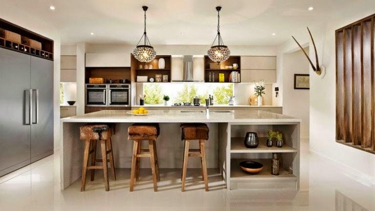 Lujoso Las Tendencias De Diseño De Cocina 2014 Australia Modelo ...