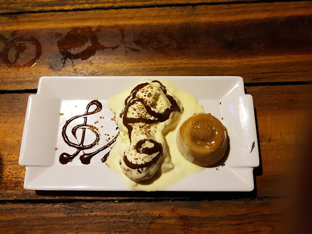 Sobremesa do Restaurante Flamboyant - Fernando de Noronha