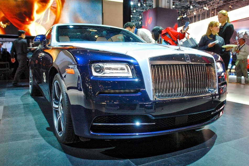 Fab Wheels Digest F W D Rolls Royce Wraith Coupe 2014