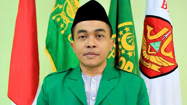Gus Mujib Sirau PP GP Ansor Pusat
