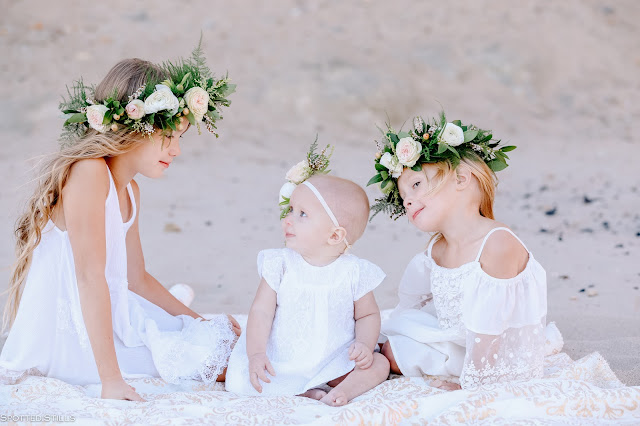 spotted stills photography, portland famiy photographer, cape kiwanda, pacific city, beach photos, beach family photos, oregon coast, oregon coast family photos, jenn pacurar, floral crowns