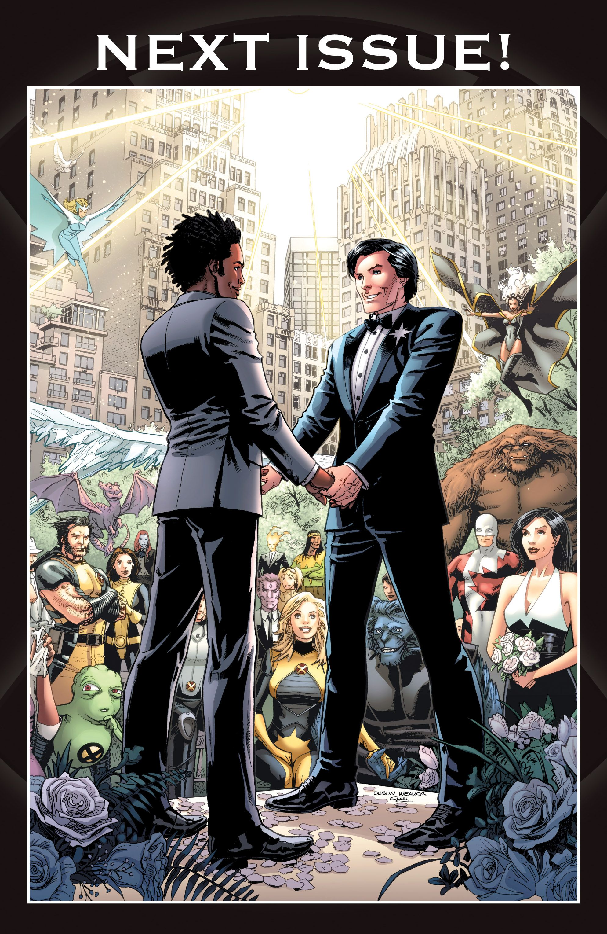 Read online Astonishing X-Men (2004) comic -  Issue #50 - 23