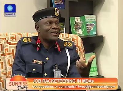Shem obafaiye oyo state commandant