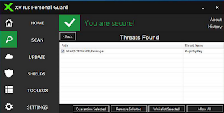 Down Xvirus Personal Guard 2015 Latest Version