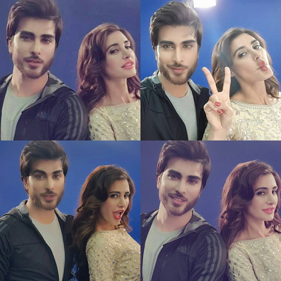 Image result for imran abbas with nargis fakhri