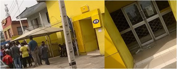 Image result for images of mtn office in nigeria