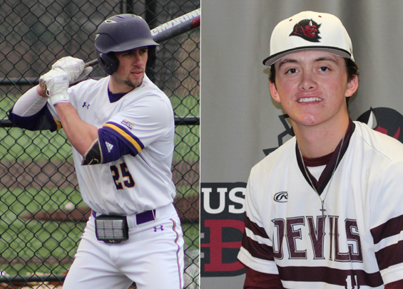 Philadelphia Baseball Review D-II Players of the Week